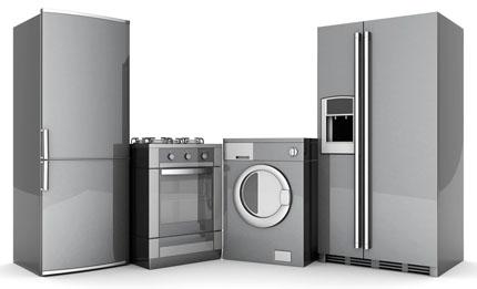 Appliances we repair